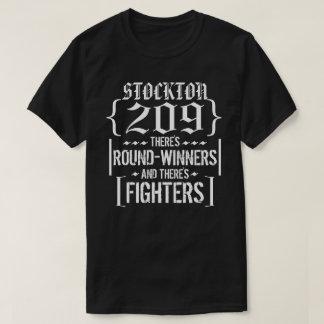 Nate Stockton 209 föreställer kämpeskjortan T-shirts