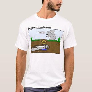 Nates skjorta för tecknadekorre tee