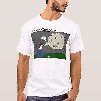 Nates tecknadAmore skjorta T-shirts