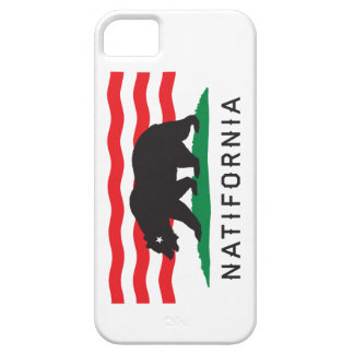Natifornia - från Cincinnati till det Kalifornien iPhone 5 Case-Mate Fodral