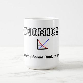 Nationalekonomi 101 kaffemugg