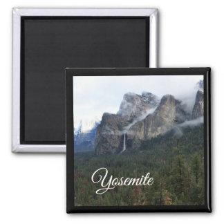 Nationalparker - Yosemite magnet