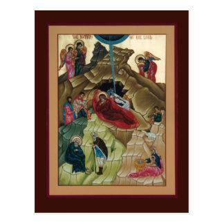 Nativity av Kristusbönkortet Vykort