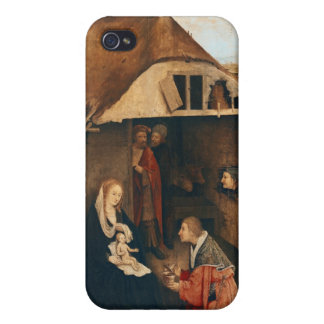 Nativity iPhone 4 Cover