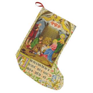 Nativity | Unto dig är född denna dag Liten Julstrumpa