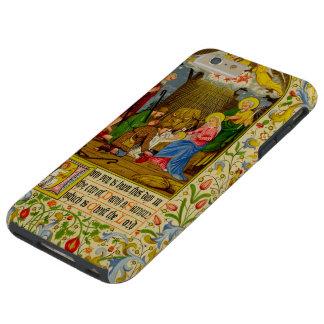 Nativity | Unto dig är född denna dag Tough iPhone 6 Plus Fodral