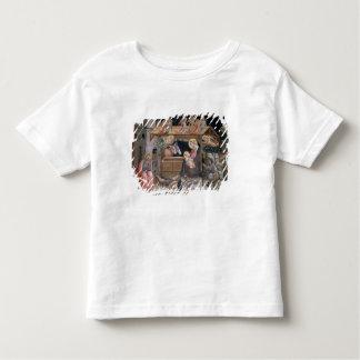 Nativityen, specificerar från livet av oskulden a t-shirts