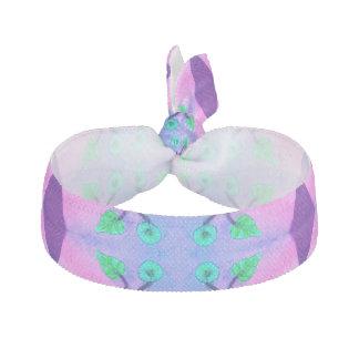 Nätt abstrakt för rosablåttblomma hårband