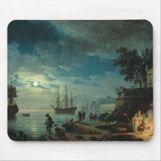 Natt: En port i månsken, 1748 Musmatta