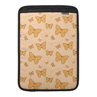 Nätt fjärilar MacBook sleeve