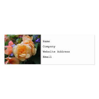 Nätt Flowers. Visitkort