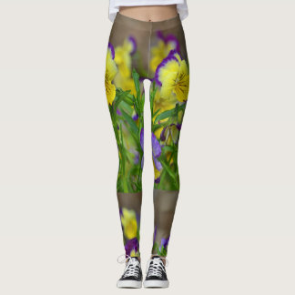 Nätt Pansy Leggings