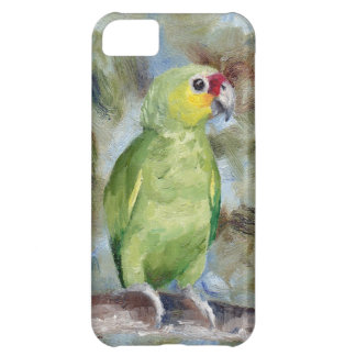 Nätt papegoja iPhone 5C fodral