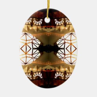 Nätt romantisk ovanlig Nifty julprydnad Julgransprydnad Keramik