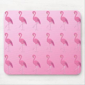 Nätt rosa flamingo musmatta