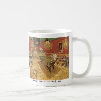 NattCafe av Vincent Van Gogh Kaffemugg