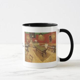 NattCafe av Vincent Van Gogh Mugg