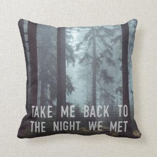 Natten som vi mötte kudde