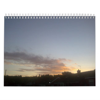 Natthimmel Kalender