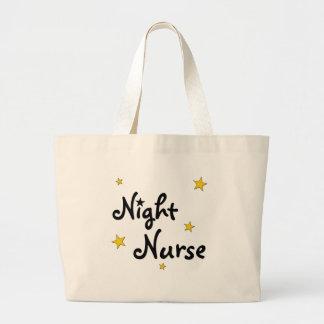 Nattsjuksköterska Jumbo Tygkasse