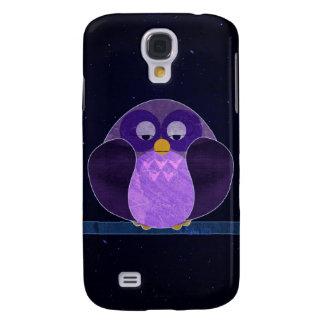 Nattuggla Galaxy S4 Fodral