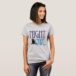 """Nattuggla "", T Shirt"