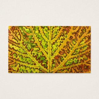 natur för växt för mönster för struktur för visitkort