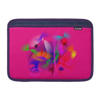 Natur i rosor MacBook air sleeve