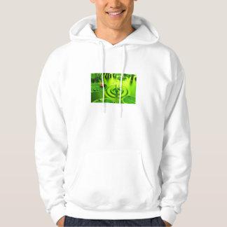 Natur Sweatshirt Med Luva