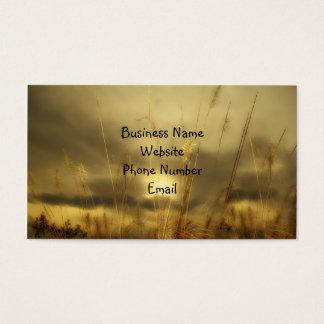 Natur Visitkort