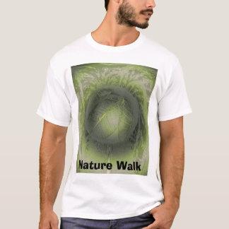 Naturen går tshirts