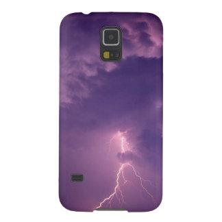 Naturen tvingar blixtDauphinön Alabama Galaxy S5 Fodral