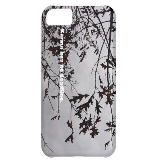 Naturinspirationiphone case iPhone 5C fodral