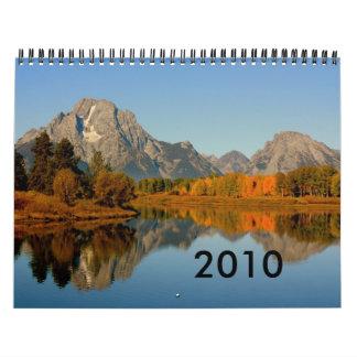 Naturkalender 2010 kalender