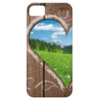 Naturkärlek - valentin dagiphone case iPhone 5 skal