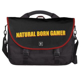 Naturlig född Gamer Laptop Bags
