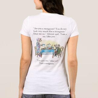 Naturliga fiender. Bästa vän. Alice & Alistair T T Shirt