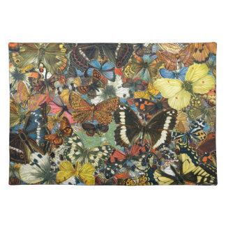 Naturligt Fluttery Bordstablett