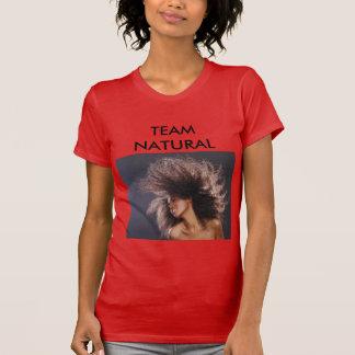 Naturligt lag tee shirt