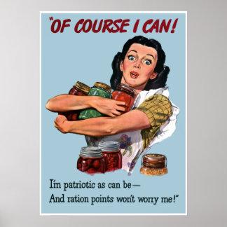 Naturligtvis kan jag! -- Gräns Poster