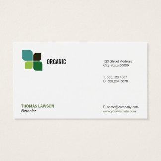 Naturlogotyp Visitkort