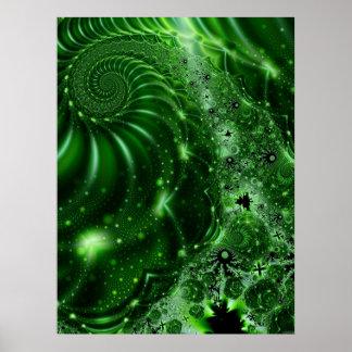 Naturs magi poster