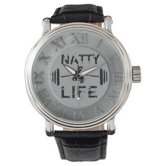 Naty logotypbära för 4 liv armbandsur