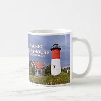 Nauset fyr, uddtorsk, Massachusetts mugg