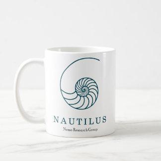 Nautilusmugg från kaptenNemos frakt Kaffemugg