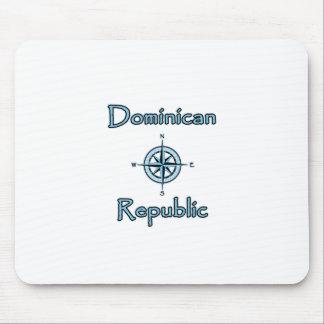 Nautisk logotyp för Dominikanska republiken Musmatta