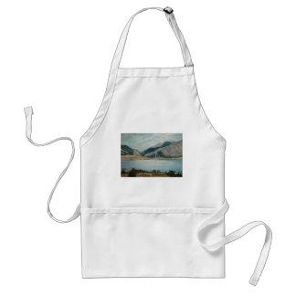 nautiskt landskap förkläde