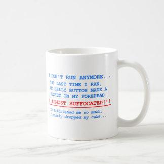 Navel Hickey Kaffemugg