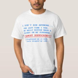 Navel Hickey Tee Shirt