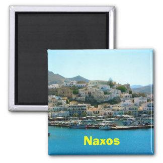 Naxos Grekland magnet